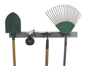 Amazon Small and Large Garden Tool Storage